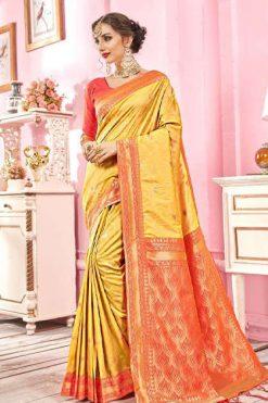 YNF Ragini Saree Sari Wholesale Catalog 6 Pcs