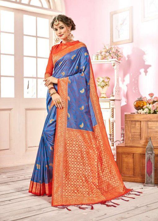 YNF Ragini Saree Sari Wholesale Catalog 6 Pcs 3 510x714 - YNF Ragini Saree Sari Wholesale Catalog 6 Pcs