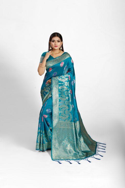 YNF Taneira Silk Saree Sari Wholesale Catalog 6 Pcs 2 510x765 - YNF Taneira Silk Saree Sari Wholesale Catalog 6 Pcs