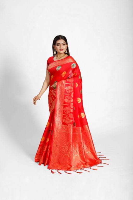 YNF Taneira Silk Saree Sari Wholesale Catalog 6 Pcs 4 510x765 - YNF Taneira Silk Saree Sari Wholesale Catalog 6 Pcs