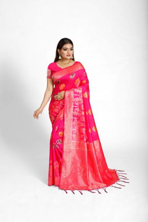 YNF Taneira Silk Saree Sari Wholesale Catalog 6 Pcs 5 510x765 - YNF Taneira Silk Saree Sari Wholesale Catalog 6 Pcs