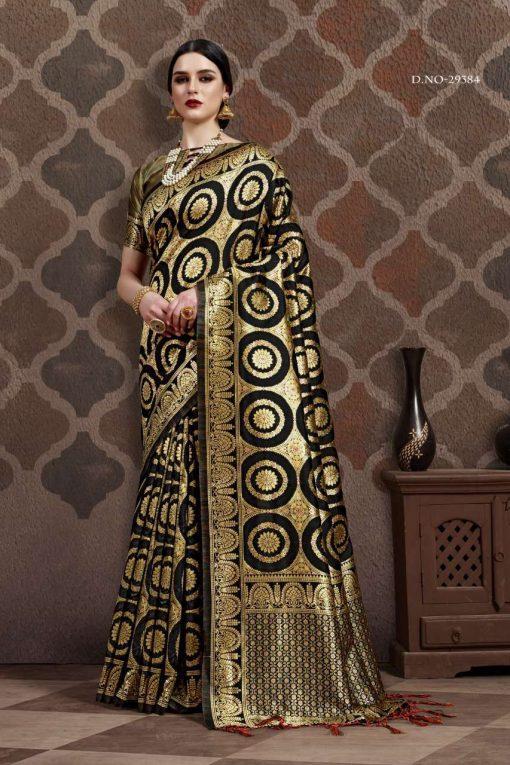 YNF Titan Saree Sari Wholesale Catalog 6 Pcs 4 510x765 - YNF Titan Saree Sari Wholesale Catalog 6 Pcs