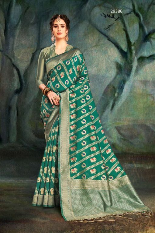 YNF Titan Saree Sari Wholesale Catalog 6 Pcs 6 510x765 - YNF Titan Saree Sari Wholesale Catalog 6 Pcs
