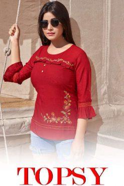 Yami Fashion Topsy Vol 13 Tops Wholesale Catalog 9 Pcs