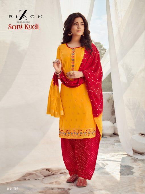Z Black Soni Kudi Readymade Salwar Suit Wholesale Catalog 6 Pcs 8 510x680 - Z Black Soni Kudi Readymade Salwar Suit Wholesale Catalog 6 Pcs