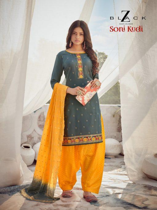 Z Black Soni Kudi Readymade Salwar Suit Wholesale Catalog 6 Pcs 9 510x680 - Z Black Soni Kudi Readymade Salwar Suit Wholesale Catalog 6 Pcs