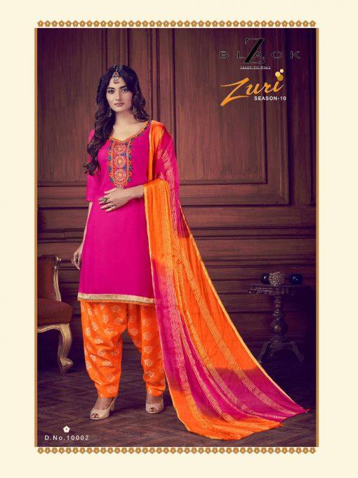 Z Black Zuri Vol 10 Readymade Salwar Suit Wholesale Catalog 6 Pcs 4 510x680 - Z Black Zuri Vol 10 Readymade Salwar Suit Wholesale Catalog 6 Pcs