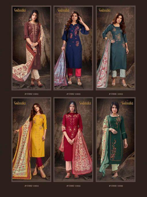 20SF 510x680 - Z Black Valmiki Readymade Salwar Suit Wholesale Catalog 6 Pcs