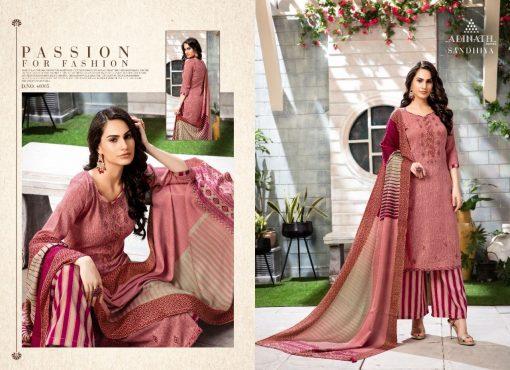 Adinath Sandhiya Pashmina Salwar Suit Wholesale Catalog 6 Pcs 3 510x370 - Adinath Sandhiya Salwar Suit Wholesale Catalog 6 Pcs