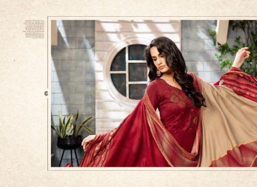 Adinath Sandhiya Pashmina Salwar Suit Wholesale Catalog 6 Pcs 4 510x370 - Adinath Sandhiya Salwar Suit Wholesale Catalog 6 Pcs