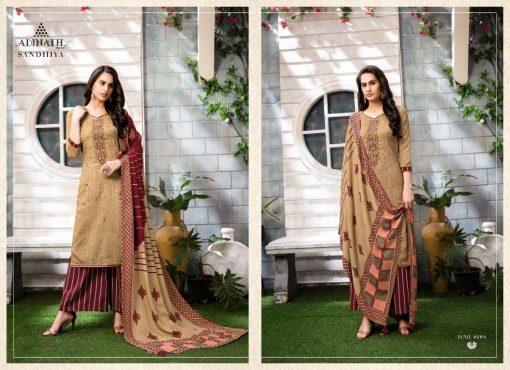Adinath Sandhiya Pashmina Salwar Suit Wholesale Catalog 6 Pcs 5 510x370 - Adinath Sandhiya Salwar Suit Wholesale Catalog 6 Pcs