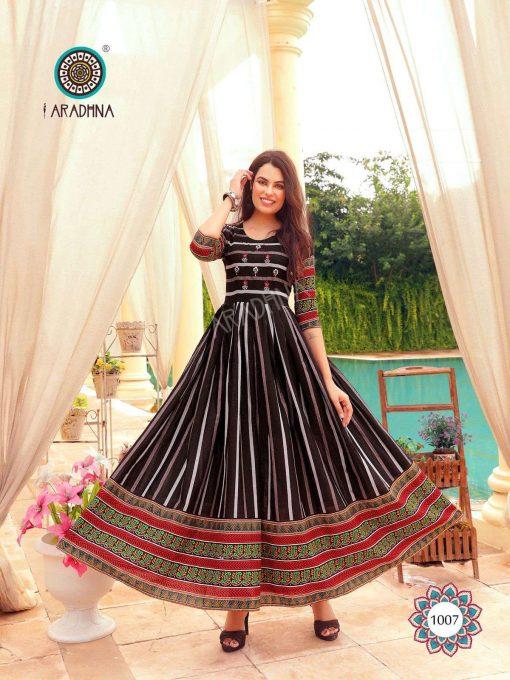 Aradhna Fashion Stripy Vol 1 Kurti Wholesale Catalog 12 Pcs 17 510x680 - Aradhna Fashion Stripy Vol 1 Kurti Wholesale Catalog 12 Pcs