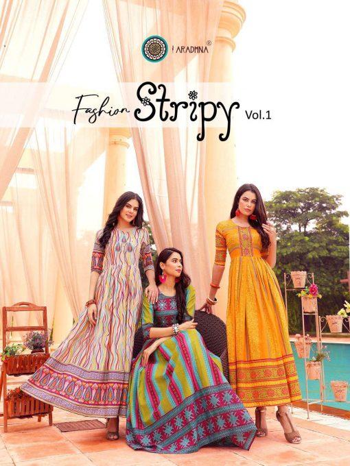 Aradhna Fashion Stripy Vol 1 Kurti Wholesale Catalog 12 Pcs 4 510x680 - Aradhna Fashion Stripy Vol 1 Kurti Wholesale Catalog 12 Pcs