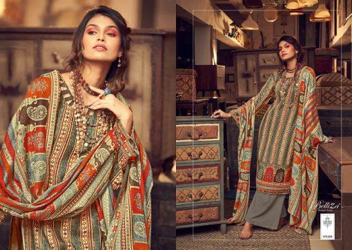 Belliza AlMarina Pashmina Salwar Suit Wholesale Catalog 10 Pcs 9 510x362 - Belliza Al'Marina Pashmina Salwar Suit Wholesale Catalog 10 Pcs