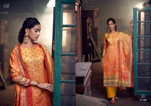 Belliza Heritage Salwar Suit Wholesale Catalog 10 Pcs 10 510x360 - Belliza Heritage Salwar Suit Wholesale Catalog 10 Pcs