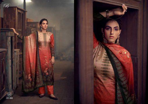 Belliza Heritage Salwar Suit Wholesale Catalog 10 Pcs 4 510x360 - Belliza Heritage Salwar Suit Wholesale Catalog 10 Pcs