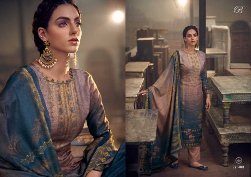 Belliza Heritage Salwar Suit Wholesale Catalog 10 Pcs 9 510x360 - Belliza Heritage Salwar Suit Wholesale Catalog 10 Pcs