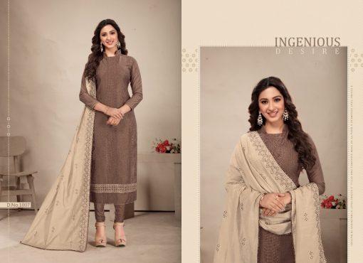 Brij Paakhi Vol 3 Salwar Suit Wholesale Catalog 8 Pcs 8 510x370 - Brij Paakhi Vol 3 Salwar Suit Wholesale Catalog 8 Pcs