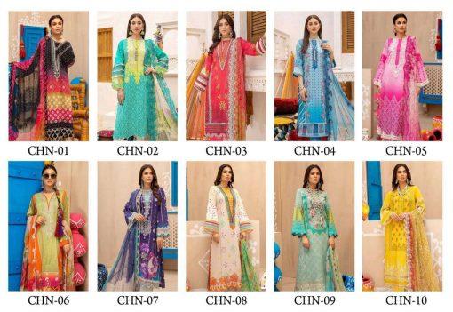 Charizma Signature Chunri Collection Salwar Suit Wholesale Catalog 10 Pcs 25 510x351 - Charizma Signature Chunri Collection Salwar Suit Wholesale Catalog 10 Pcs