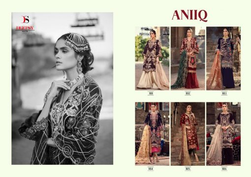 Deepsy Aniiq Velvet Collection Salwar Suit Wholesale Catalog 6 Pcs 7 510x360 - Deepsy Aniiq Velvet Collection Salwar Suit Wholesale Catalog 6 Pcs