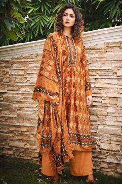 Deepsy Olivia Vol 4 Premium Velvet Collection Salwar Suit Wholesale Catalog 6 Pcs