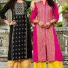 Diya Trends Biba's Vol 10 by Kajal Style Kurti with Palazzo Pant Wholesale Catalog 14 Pcs