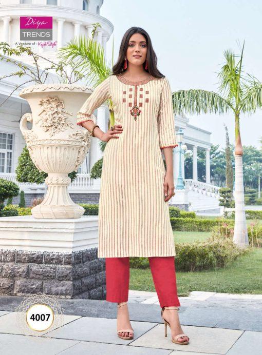Diya Trends Victoria Vol 4 by Kajal Style Kurti Wholesale Catalog 16 Pcs 11 510x692 - Diya Trends Victoria Vol 4 by Kajal Style Kurti Wholesale Catalog 16 Pcs
