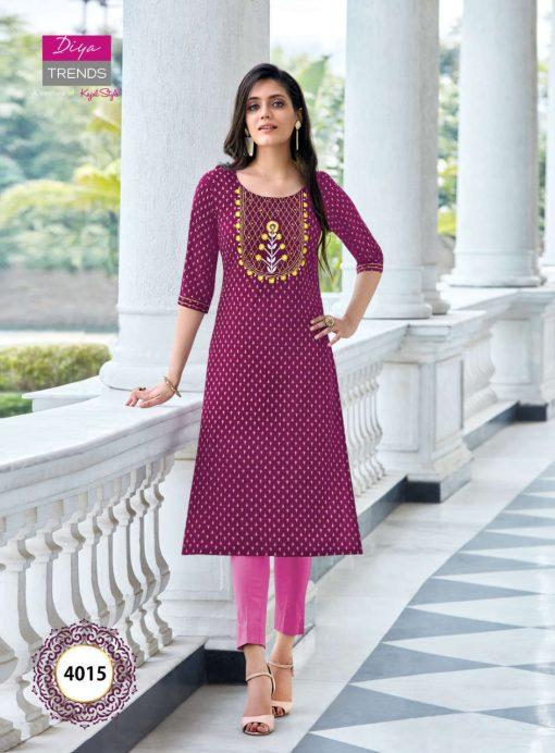 Diya Trends Victoria Vol 4 by Kajal Style Kurti Wholesale Catalog 16 Pcs 16 510x692 - Diya Trends Victoria Vol 4 by Kajal Style Kurti Wholesale Catalog 16 Pcs