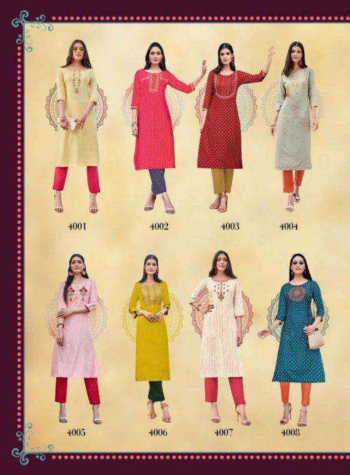 Diya Trends Victoria Vol 4 by Kajal Style Kurti Wholesale Catalog 16 Pcs 19 510x692 - Diya Trends Victoria Vol 4 by Kajal Style Kurti Wholesale Catalog 16 Pcs