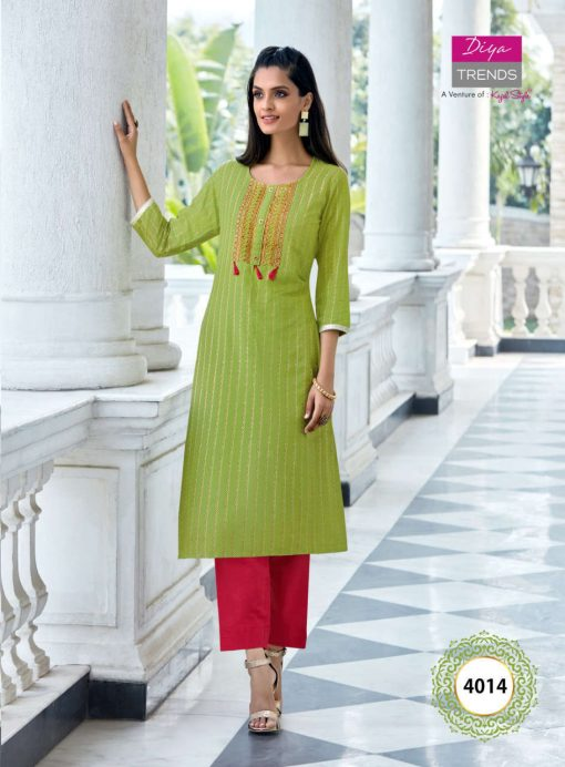 Diya Trends Victoria Vol 4 by Kajal Style Kurti Wholesale Catalog 16 Pcs 9 510x692 - Diya Trends Victoria Vol 4 by Kajal Style Kurti Wholesale Catalog 16 Pcs