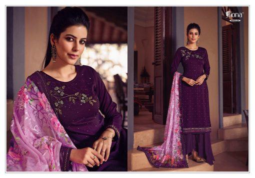 Fiona Harmony Salwar Suit Wholesale Catalog 7 Pcs 6 510x357 - Fiona Harmony Salwar Suit Wholesale Catalog 7 Pcs