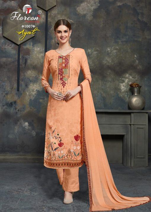 Floreon Trends Ayat Salwar Suit Wholesale Catalog 10 Pcs 13 510x714 - Floreon Trends Ayat Salwar Suit Wholesale Catalog 10 Pcs