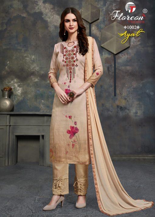 Floreon Trends Ayat Salwar Suit Wholesale Catalog 10 Pcs 5 510x714 - Floreon Trends Ayat Salwar Suit Wholesale Catalog 10 Pcs