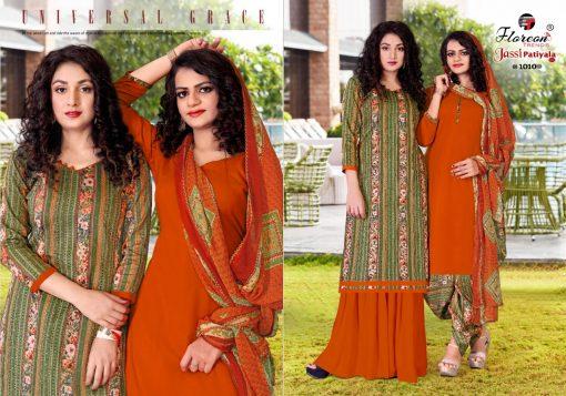 Floreon Trends Jassi Patiyala Vol 11 Salwar Suit Wholesale Catalog 10 Pcs 10 510x357 - Floreon Trends Jassi Patiyala Vol 11 Salwar Suit Wholesale Catalog 10 Pcs