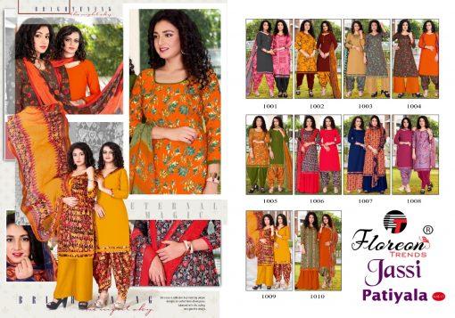 Floreon Trends Jassi Patiyala Vol 11 Salwar Suit Wholesale Catalog 10 Pcs 11 510x357 - Floreon Trends Jassi Patiyala Vol 11 Salwar Suit Wholesale Catalog 10 Pcs