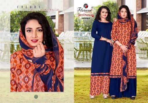 Floreon Trends Jassi Patiyala Vol 11 Salwar Suit Wholesale Catalog 10 Pcs 4 510x357 - Floreon Trends Jassi Patiyala Vol 11 Salwar Suit Wholesale Catalog 10 Pcs