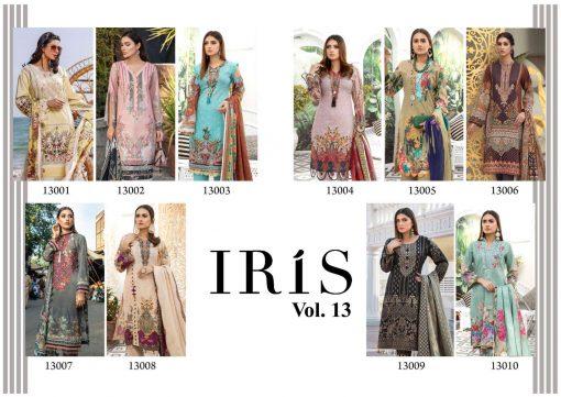 Iris Vol 13 Karachi Cotton Salwar Suit Wholesale Catalog 10 Pcs 14 510x361 - Iris Vol 13 Karachi Cotton Salwar Suit Wholesale Catalog 10 Pcs