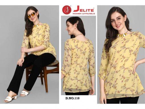 Jelite Georgette Tunics Vol 2 Tops Wholesale Catalog 6 Pcs 3 510x383 - Jelite Georgette Tunics Vol 2 Tops Wholesale Catalog 6 Pcs