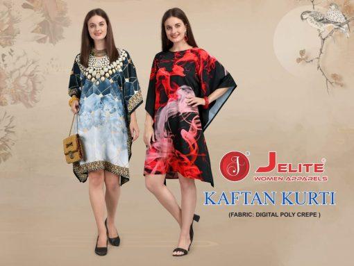 Jelite Kaftan Kurti Wholesale Catalog 8 Pcs 1 510x383 - Jelite Kaftan Kurti Wholesale Catalog 8 Pcs