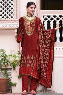 Kalarang Shelby by Kessi Salwar Suit Wholesale Catalog 4 Pcs