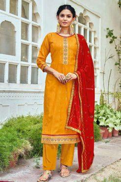 Kalarang Tanisha by Kessi Salwar Suit Wholesale Catalog 4 Pcs