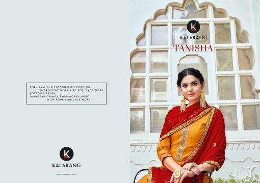 Kalarang Tanisha by Kessi Salwar Suit Wholesale Catalog 4 Pcs 6 510x359 - Kalarang Tanisha by Kessi Salwar Suit Wholesale Catalog 4 Pcs