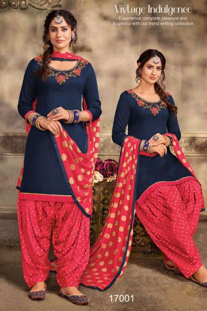 Kapil Trendz Aflatune Vol 16 Salwar Suit Wholesale Catalog 12 Pcs
