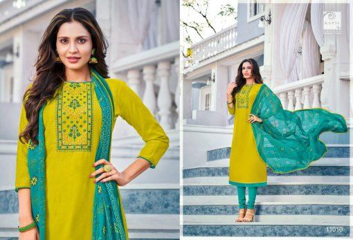Kapil Trendz Spring Vol 6 Salwar Suit Wholesale Catalog 14 Pcs 14 510x347 - Kapil Trendz Spring Vol 6 Salwar Suit Wholesale Catalog 14 Pcs