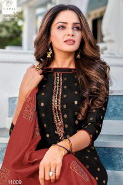 Kapil Trendz Spring Vol 6 Salwar Suit Wholesale Catalog 14 Pcs