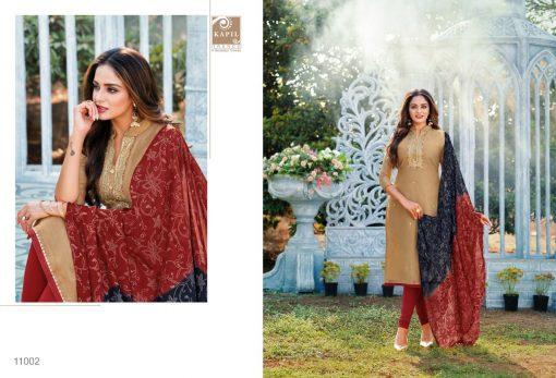 Kapil Trendz Spring Vol 6 Salwar Suit Wholesale Catalog 14 Pcs 4 510x347 - Kapil Trendz Spring Vol 6 Salwar Suit Wholesale Catalog 14 Pcs
