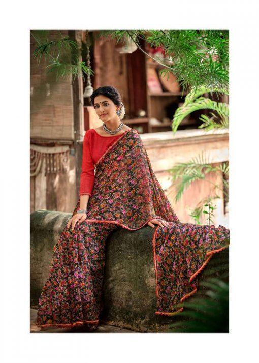 Kashvi Radhika by Lt Fabrics Saree Sari Wholesale Catalog 10 Pcs 22 510x714 - Kashvi Radhika by Lt Fabrics Saree Sari Wholesale Catalog 10 Pcs
