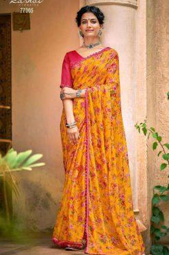 Kashvi Radhika by Lt Fabrics Saree Sari Wholesale Catalog 10 Pcs