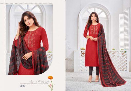 Kayce Kasmeera Nasreen Salwar Suit Wholesale Catalog 12 Pcs 10 510x357 - Kayce Kasmeera Nasreen Salwar Suit Wholesale Catalog 12 Pcs