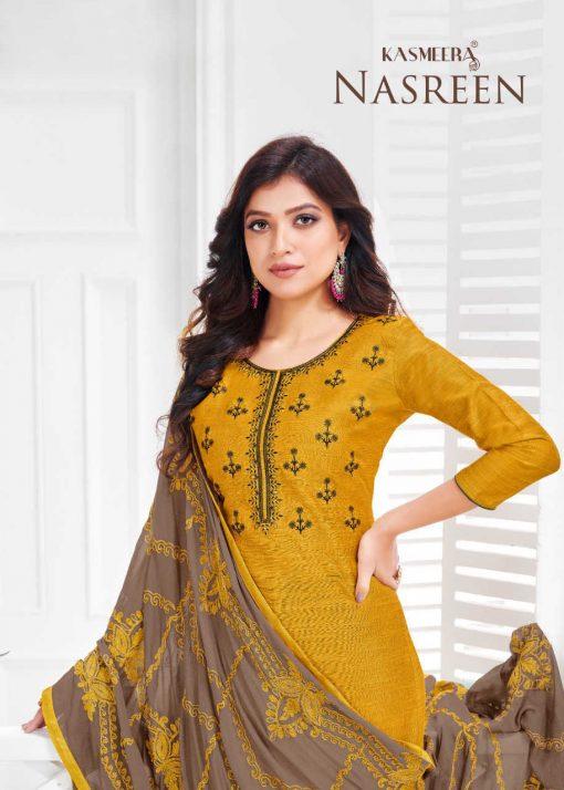 Kayce Kasmeera Nasreen Salwar Suit Wholesale Catalog 12 Pcs 9 510x714 - Kayce Kasmeera Nasreen Salwar Suit Wholesale Catalog 12 Pcs